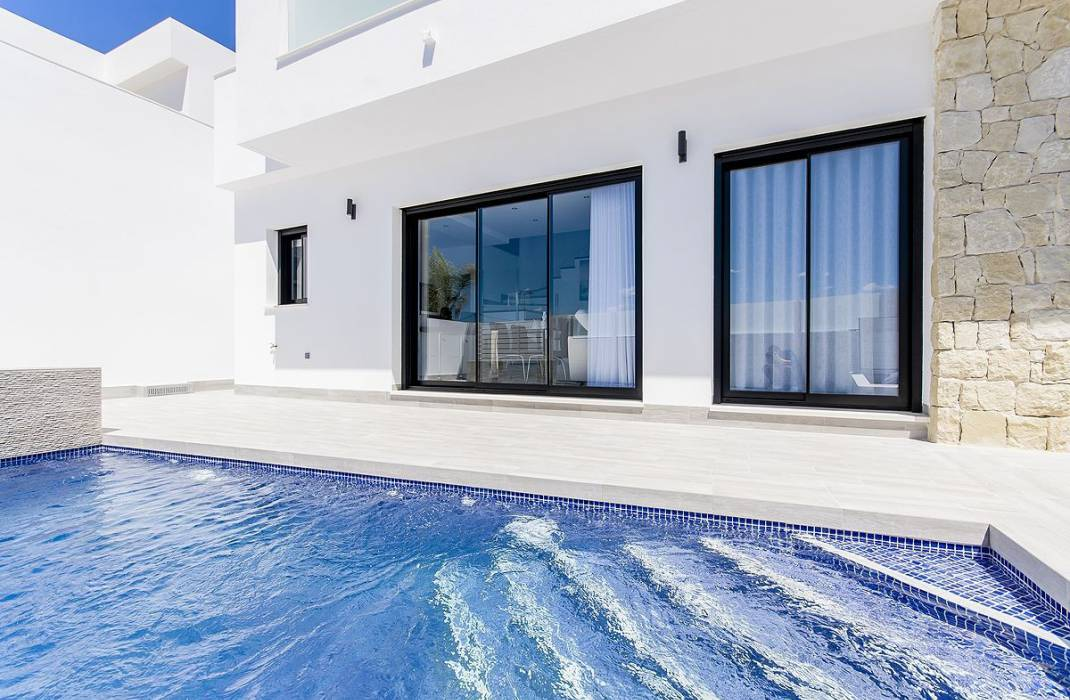 New Build - Detached Villa - Los Montesinos - La Herrada