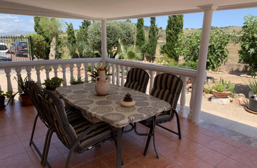 Resale - Country Villa - Hondon de las Nieves