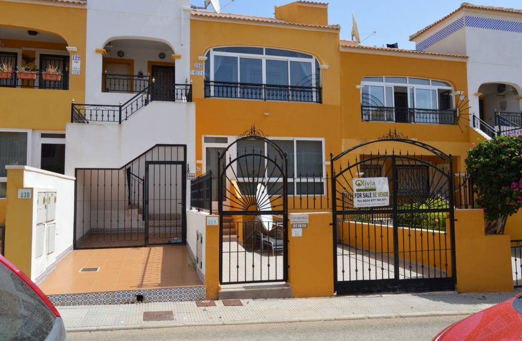 Revente - Appartement - Los Montesinos - La Herrada
